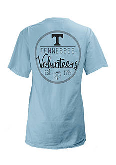 ROYCE Short Sleeve University Of Tennessee Medallion Tee