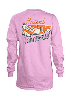 ROYCE University of Tennessee Raised Right Tee