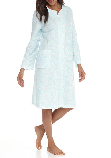 Miss Elaine Short French Terry Robe