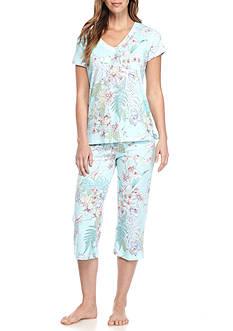 Miss Elaine Floral Pajama Set