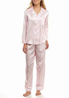 Miss Elaine Long Sleeve Pajama Set