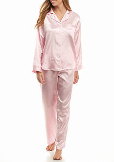 Miss Elaine Long Sleeve Pajama Set