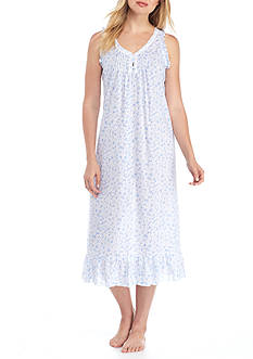 Miss Elaine White Daisy Long Gown