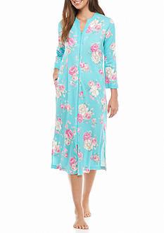 Miss Elaine Cottonessa Long Zip Robe