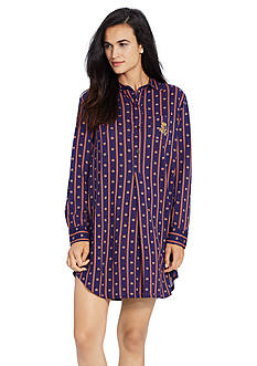 Lauren Ralph Lauren Crown His Sleepshirt