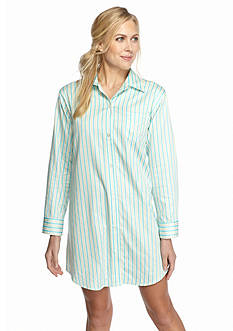 Lauren Ralph Lauren Sateen His Sleepshirt