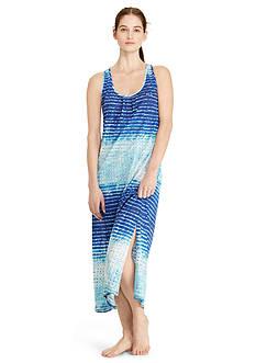 Lauren Ralph Lauren Knit Maxi Gown