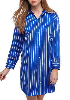 Lauren Ralph Lauren Long Sleeve Sateen His Shirt