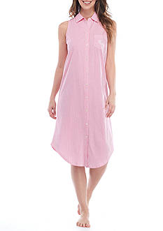 Lauren Ralph Lauren Sleeveless Ballet His Sleepshirt
