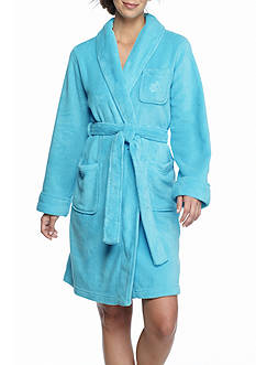 Lauren Ralph Lauren Shawl Terry Robe
