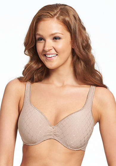Olga® No Compromise Jacquard Contour Underwire - GB4871A