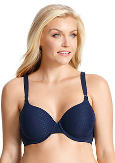 Olga® To A Tee Lace Side Support Contour Underwire Bra - GF0451A