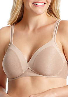 Olga Play It Cool Wirefree Contour Bra