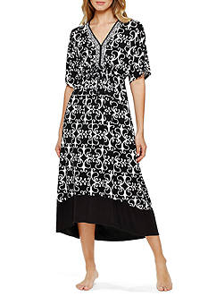 Ellen Tracy Long Caftan