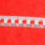 Women: Designer Sale: Red / Print Ellen Tracy Hooded Lounger Sleepshirt
