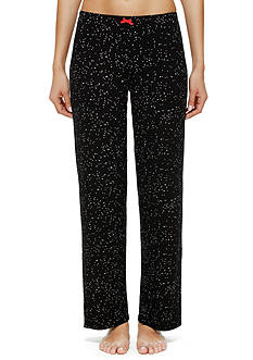 Ellen Tracy Long Printed Pants