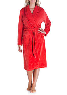 Ellen Tracy Baby Fleece Wrap Robe