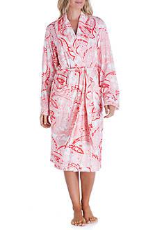 Ellen Tracy Baby Fleece Wrap Robe