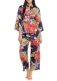 N Natori Mandarin Pajama Set
