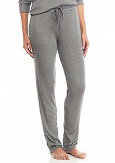 N Natori Speckled Interlock Pants