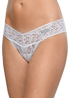 Hanky Panky® Mrs. Original Rise Thong - Online Only - 4810T2