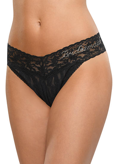 Hanky Panky® Bridesmaid Original Rise Thong  - Online Only - 481131