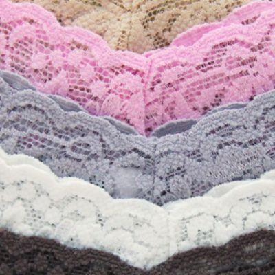 Womens Underwear Packs: Classics Hanky Panky Fantasy Hue Pack 4811F