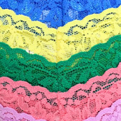 Designer Underwear for Women: Sun City Hanky Panky Fantasy Hue Pack 4811F