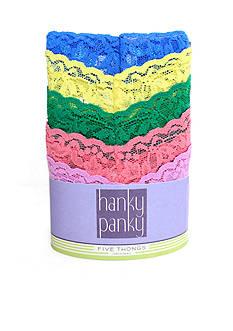 Hanky Panky Fantasy Hue Pack 4811F