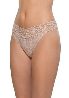 Hanky Panky® Signature Lace Original Rise Thong - 4811