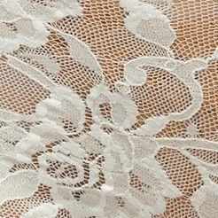 White Modern Bras: Ivory Hanky Panky Signature Lace Boyshort - 4812