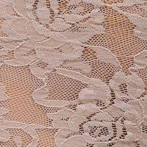 White Modern Bras: Taupe Hanky Panky Signature Lace Boyshort - 4812