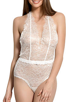 Hanky Panky Wink Plaything Bodysuit with Keyhole - 4T8504