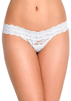 Hanky Panky Cross Dye Low Rise Thong - 591054