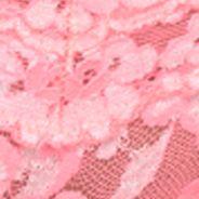Modern Bras: White Peach Fizz Hanky Panky Cross Dye Low Rise Thong - 591054