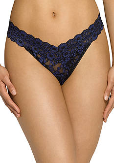 Hanky Panky Cross Dye Original Rise Thong - 591104