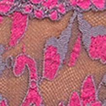 Modern Bras: Ivory/Coal Hanky Panky Cross Dye Original Rise Thong - 591104