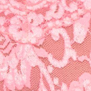 Luxury Lingerie: White Peach Fizz Hanky Panky Cross Dye Original Rise Thong - 591104
