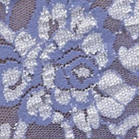 White Modern Bras: Chambray/Ivory Hanky Panky Cross Dye Boyshort - 591204