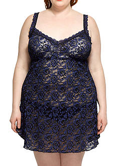 Hanky Panky® Plus Size Cross-Dyed Chemise - 595304X