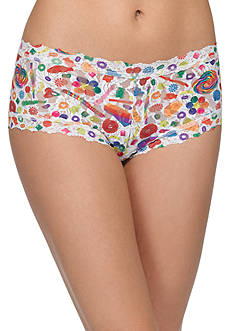Hanky Panky® Dylans Candy Bar Allover Print Boyshorts