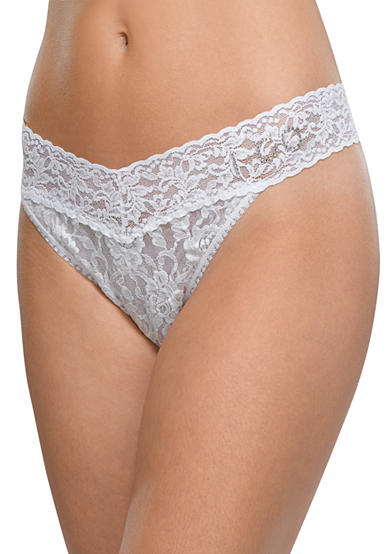 Hanky Panky® I DO Original Rise Thong - Online Only - 6511