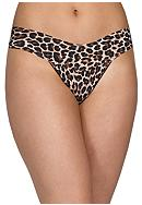 Hanky Panky® Bare Eve Natural Rise Thong -