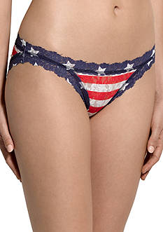 Hanky Panky® Stars and Stripes Brazilian Bikini - 8N2102