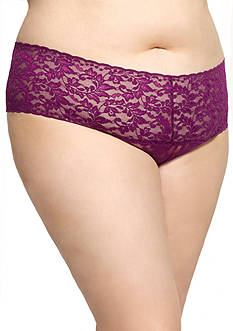Hanky Panky Plus Size Retro Lace Thong - 9K1926X