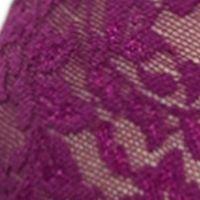 Women's Bikini Underwear: Fine Wine Hanky Panky Plus Size Retro V-kini - 9K2124X