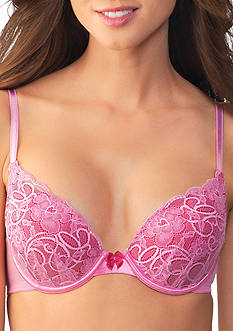 Lily of France Extreme Boost Lace Push Up Bra - 2131701