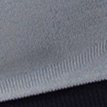 Sports Bras: Black/Tiffany Silver Lily of France Santoni Reversible Sports Bra