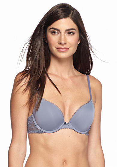 DKNY Signature Lace Perfect Lift Demi Bra - 458000