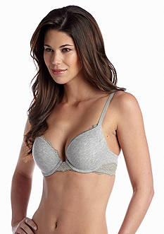 DKNY Downtown Cotton Perfect Lift Demi Bra - 458270